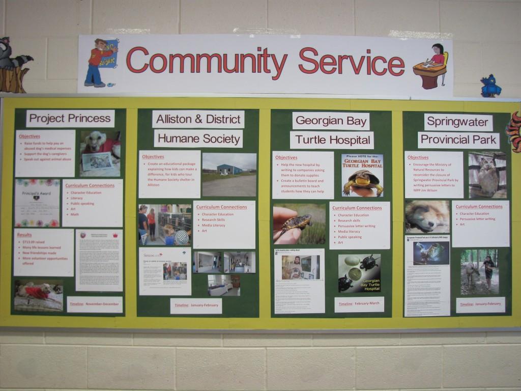 curriculum-based community service 2012-2013 – mrs. black's class blog
